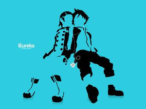 Rating: Safe Score: 3 Tags: bones eureka eureka_seven ipod polychromatic renton_thurston silhouette User: Oyashiro-sama