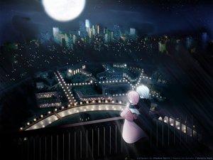 Rating: Safe Score: 75 Tags: ayasaki_hayate building city hayate_no_gotoku katsura_hinagiku male moon night tagme User: w7382001