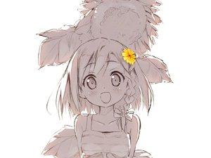 Rating: Safe Score: 98 Tags: 5_nenme_no_houkago flowers kantoku polychromatic scan sketch yua User: Wiresetc