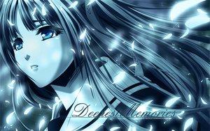 Rating: Safe Score: 38 Tags: blue blue_hair brown_eyes hiiro_no_kakera kasuga_tamaki long_hair petals User: kayceenicoleNCT0920