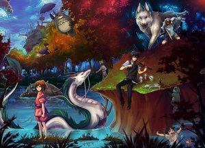 Rating: Safe Score: 180 Tags: animal crossover gake_no_ue_no_ponyo howl's_moving_castle jiji_(character) karigurashi_no_arrietty kaze_no_tani_no_nausicaa kiki laputa:_castle_in_the_sky majo_no_takkyuubin male mononoke_hime nigihayami_kohakunushi ogino_chihiro ponyo san sen_to_chihiro_no_kamikakushi tagme the_cat_returns tonari_no_totoro totoro unodu User: FoliFF