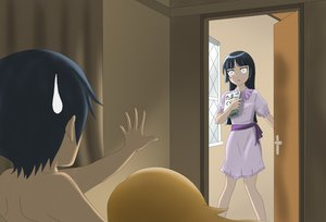 Rating: Safe Score: 42 Tags: bi_no_ossan black_hair gokou_ruri kousaka_kirino kousaka_kyousuke long_hair orange_hair ore_no_imouto_ga_konna_ni_kawaii_wake_ga_nai short_hair User: SciFi
