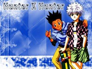Rating: Safe Score: 0 Tags: gon_freeces hunter_x_hunter killua_zaoldyeck User: Oyashiro-sama