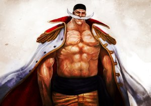 Rating: Safe Score: 86 Tags: all_male edward_newgate lack male one_piece pirate scar User: FormX