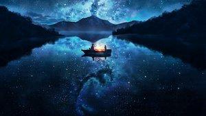 Rating: Safe Score: 292 Tags: blue boat clouds natsu3390 night original scenic sky stars water User: RyuZU