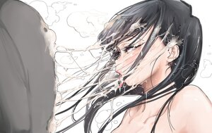 Rating: Explicit Score: 50 Tags: black_eyes black_hair close cum komi-san_wa_komyushou_desu komi_shouko long_hair mamimi_(mamamimi) polychromatic User: FormX