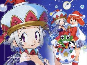 Rating: Safe Score: 3 Tags: christmas keroro_gunsou User: Oyashiro-sama
