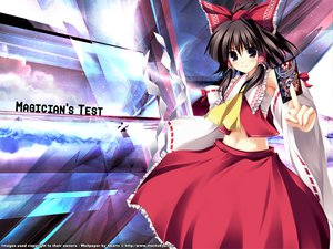 Rating: Safe Score: 6 Tags: hakurei_reimu tateha touhou User: WhiteExecutor