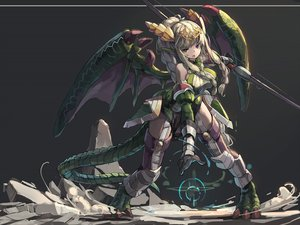 Rating: Safe Score: 83 Tags: nodata puzzle_&_dragons sonia_(p&d) User: FormX