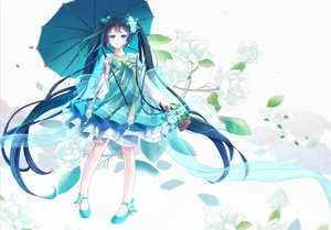 Rating: Safe Score: 46 Tags: hatsune_miku vocaloid User: luckyluna