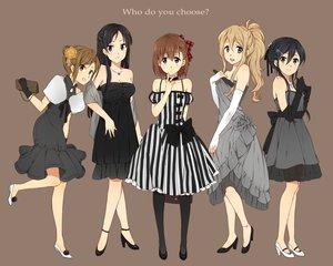 Rating: Safe Score: 162 Tags: akiyama_mio brown dress hirasawa_yui jpeg_artifacts k-on! karuha kotobuki_tsumugi nakano_azusa tainaka_ritsu User: opai