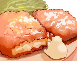 Rating: Safe Score: 12 Tags: animal bear chai_(artist) cropped food nobody original polychromatic signed waifu2x User: otaku_emmy
