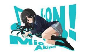 Rating: Safe Score: 10 Tags: akiyama_mio k-on! white User: HawthorneKitty