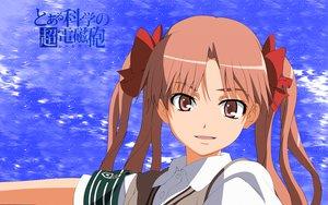 Rating: Safe Score: 33 Tags: bow brown_eyes brown_hair close long_hair school_uniform shirai_kuroko to_aru_kagaku_no_railgun to_aru_majutsu_no_index twintails vector water User: rargy