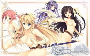 Rating: Explicit Score: 340 Tags: black_hair blonde_hair blue_eyes breasts brown_eyes effordom_soft elcia_harvence fujimori_yuu group kazama_akari koikishi_purely_kiss nipples pink_hair purple_eyes purple_hair red_eyes shidou_mana sword uncensored vagina weapon yuuki_hagure User: QB5566