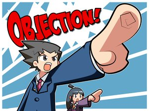 Rating: Safe Score: 64 Tags: gyakuten_saiban maya_fey phoenix_wright User: WhiteExecutor