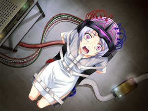 Rating: Safe Score: 25 Tags: blue_hair chaos;head kishimoto_ayase short_hair User: Tensa