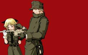 Rating: Safe Score: 9 Tags: gun hellsing red schrodinger weapon User: Eruku