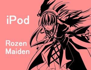 Rating: Safe Score: 3 Tags: ipod jpeg_artifacts polychromatic rozen_maiden suigintou User: vaxim