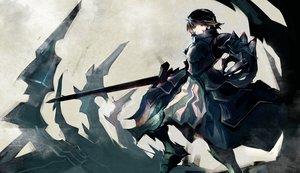 Fate/zeroの壁紙 3508×2022px 6007KB