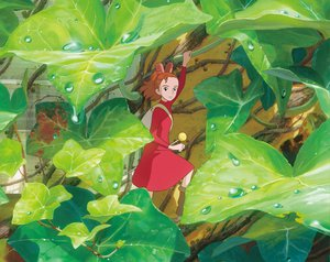 Rating: Questionable Score: 14 Tags: arrietty ghibli karigurashi_no_arrietty ponytail User: gnarf1975