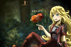 Rating: Safe Score: 35 Tags: blonde_hair blue_eyes genya67 long_hair lyza made_in_abyss tagme User: luckyluna