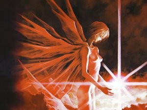 Rating: Questionable Score: 18 Tags: ayanami_rei neon_genesis_evangelion red User: morgs101