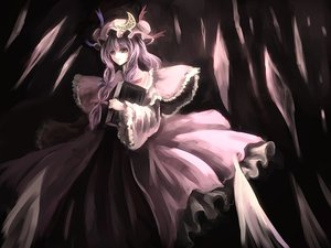 Rating: Safe Score: 17 Tags: mage patchouli_knowledge touhou User: w7382001