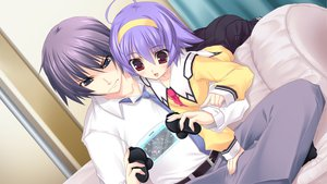 Rating: Safe Score: 14 Tags: game_cg strawberry_feels yoshiwo User: Maboroshi