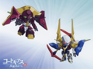 Rating: Safe Score: 6 Tags: blue chibi code_geass mecha User: atlantiza
