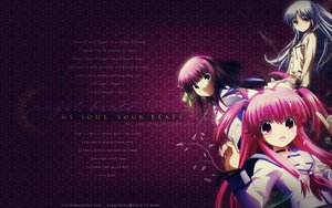 Rating: Safe Score: 48 Tags: angel_beats! nakamura_yuri tachibana_kanade yui_(angel_beats!) User: pantu
