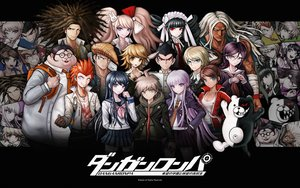 Rating: Safe Score: 60 Tags: asahina_aoi bandage black_hair blonde_hair blue_eyes blue_hair bow braids breasts brown_eyes brown_hair celestia_rudenberk cleavage dangan-ronpa enoshima_junko fujisaki_chihiro fukawa_touko glasses gloves green_eyes group hagakure_yasuhiro headdress ishimaru_kiyotaka kirigiri_kyouko komatsuzaki_rui kuwata_reon logo long_hair maizono_sayaka microphone monokuma naegi_makoto necklace ookami_sakura oowada_mondo orange_hair ponytail purple_eyes purple_hair red_eyes seifuku short_hair skirt tie togami_byakuya twintails yamada_hifumi User: aoyoru