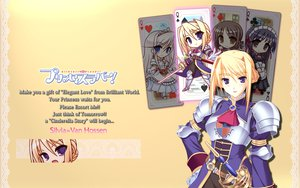 Rating: Safe Score: 31 Tags: komori_kei princess_lover sylvia_van_hossen User: pantu