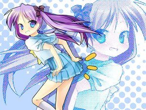 Rating: Safe Score: 24 Tags: hiiragi_kagami lucky_star zoom_layer User: HawthorneKitty