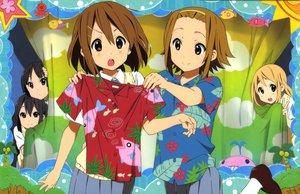 Rating: Safe Score: 42 Tags: akiyama_mio headband hirasawa_yui horiguchi_yukiko k-on! kotobuki_tsumugi nakano_azusa school_uniform tainaka_ritsu User: Wiresetc