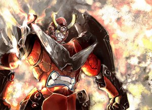 Rating: Safe Score: 107 Tags: gurren-lagann helpriver mecha sunglasses tengen_toppa_gurren_lagann User: SonicBlue