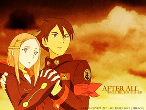 Rating: Safe Score: 0 Tags: anemone dominic_sorel eureka_seven orange User: Oyashiro-sama
