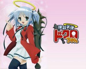 Rating: Safe Score: 11 Tags: bokusatsu_tenshi_dokuro-chan dokuro User: Oyashiro-sama