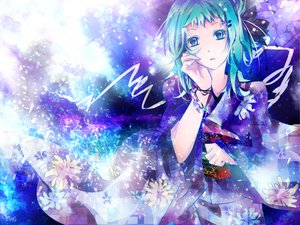 Rating: Safe Score: 33 Tags: gumi japanese_clothes tyouya vocaloid User: FormX