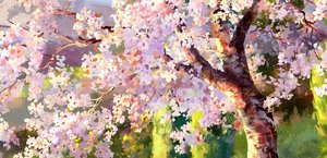 Rating: Safe Score: 59 Tags: flowers nobody rwby sae-midori scenic tree waifu2x User: otaku_emmy