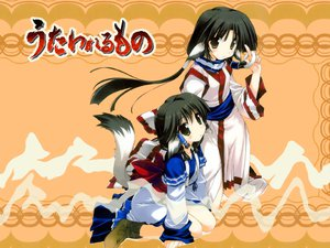 Rating: Safe Score: 6 Tags: aruruw eruruw utawarerumono User: Oyashiro-sama