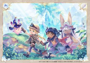 Rating: Safe Score: 33 Tags: blanco026 made_in_abyss nanachi regu_(made_in_abyss) riko_(made_in_abyss) User: RyuZU