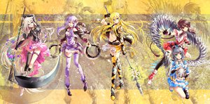 Rating: Safe Score: 203 Tags: blonde_hair blue_eyes boots brown_hair dress flowers garter gloves gray_hair green_eyes group headband hoodie ia kingchenxi lily_(vocaloid) long_hair luo_tianyi mirror navel petals purple_eyes purple_hair red_eyes rose scythe skirt spear thighhighs twintails vocaloid vocaloid_china voiceroid weapon white_hair yuezheng_ling yuzuki_yukari zettai_ryouiki zoom_layer User: FormX
