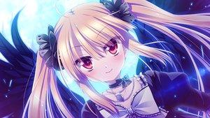 Rating: Safe Score: 38 Tags: game_cg iris_pumila kyuuketsu_hime_no_libra miyasu_risa onomatope* tagme User: luckyluna