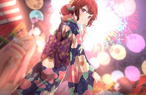 Rating: Safe Score: 38 Tags: festival japanese_clothes original wang_man yukata User: RyuZU