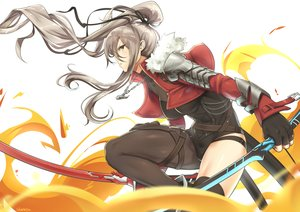 Rating: Safe Score: 73 Tags: rwby signed stormcow User: luckyluna