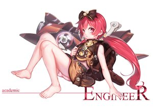Rating: Safe Score: 56 Tags: barefoot curry_bowl dragon_nest loli panties red_hair tinkerer_(dragon_nest) underwear User: FormX