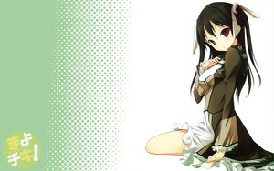 Rating: Safe Score: 192 Tags: kikuchi_seiji mayo_chiki! suzutsuki_kanade User: meccrain