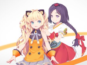 Rating: Safe Score: 98 Tags: mhz seeu semi_(ebs) vocaloid User: FormX