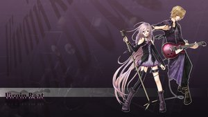 Rating: Safe Score: 59 Tags: guitar ia instrument microphone shirano vocaloid User: FormX